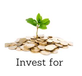 Grow money, invest