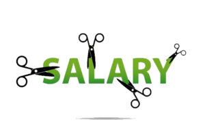 salary not paid or delayed salary taking money money deduction