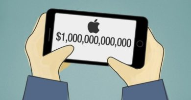 Apple A Trillion Dollar Company