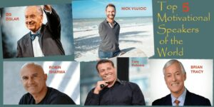 Top 5 Motivational Speakers of the World