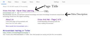 Search engine optimization Meta tags Optimization