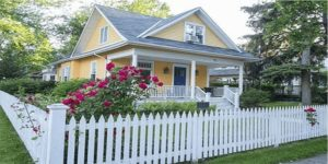 House Fencing & Fence Builders