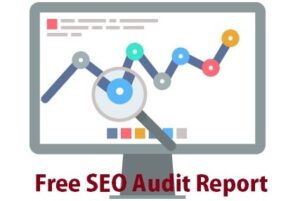Free SEO audit Report Tool