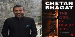 Chetan Bhagat: The Girl in Room 105 Book Review