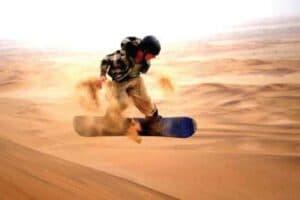 DESERT SAFARI DUBAI Surfing