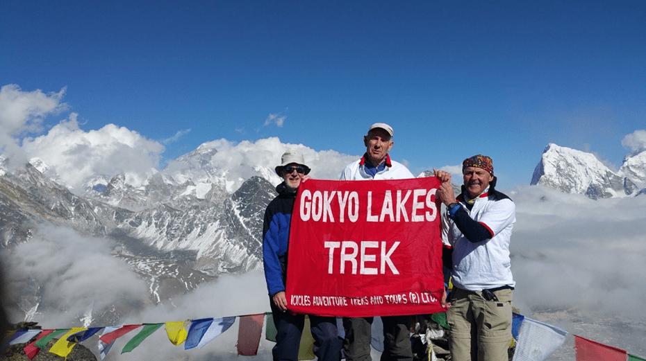 Everest Gokyo Lakes Trek Images