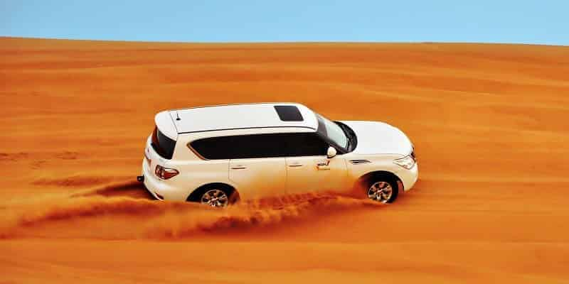 Dubai Desert Safari for Adventurous Travellers