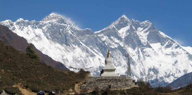 Everest View Trek travel trekking knowandask