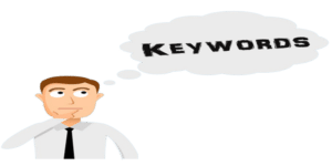 Keyword research for Website SEO