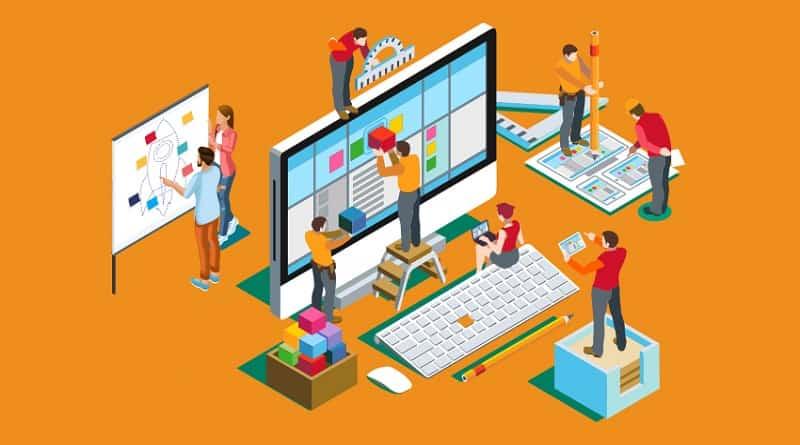 Purpose Behind Website Design Services