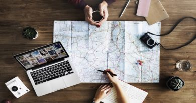 Online travel planning