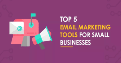 Top 5 Email Marketing Tools