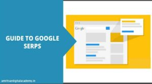 Google-SERPs ranking of your website