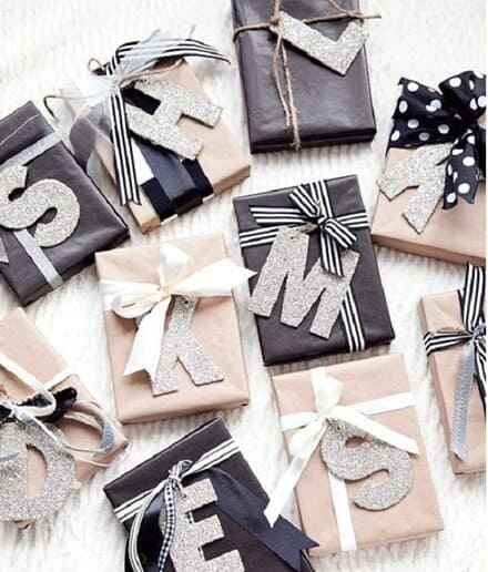 Decorate with Initials