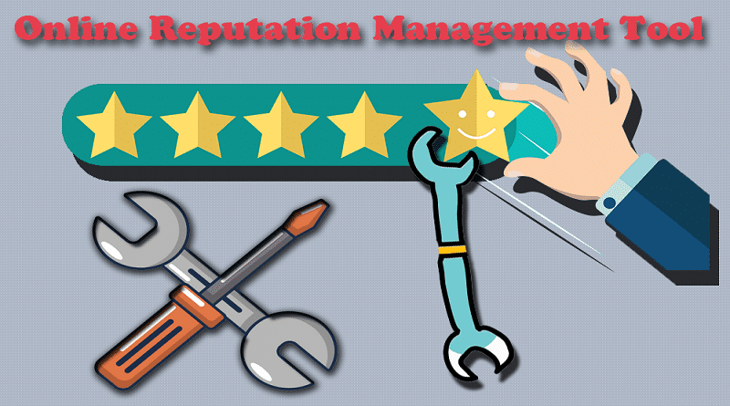 online reputation management tools