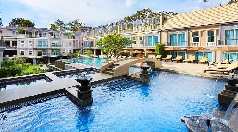 Lavish Hotels In Singapore