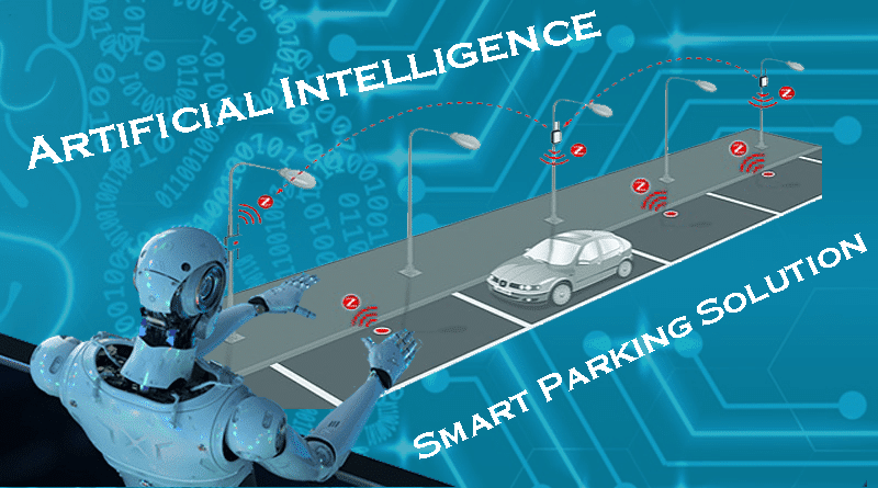Artificial Intelligence in Smart Parking Solution