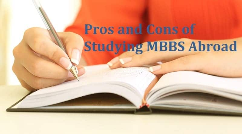 Pros and Cons of Studying MBBS Abroad