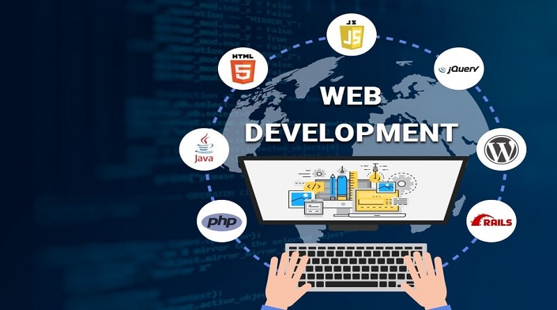 offshore web development services