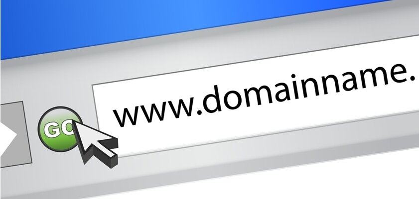 buy a domain online