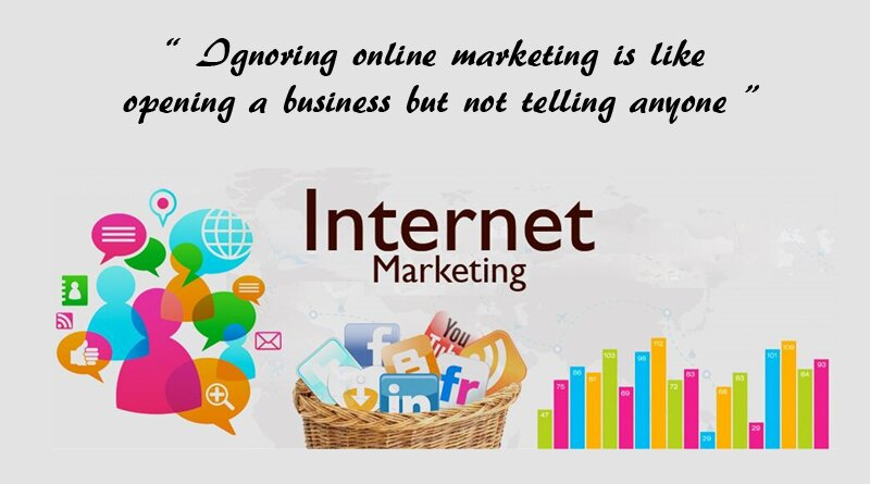 Internet Marketing Strategies, How to Create a Website
