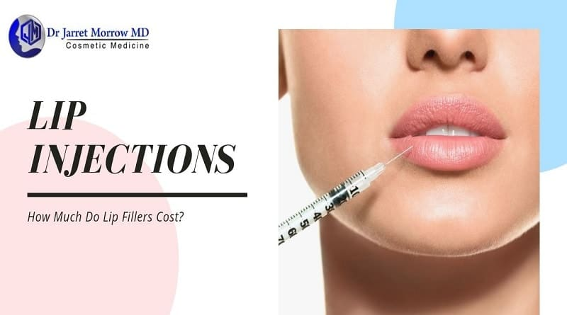 How Much Do Lip Fillers Cost in Edmonton