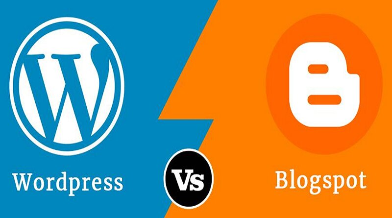 Wordpress vs Bloggers