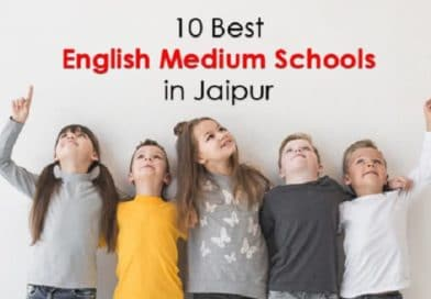 Top 10 Rated English Medium Schools in Jaipur