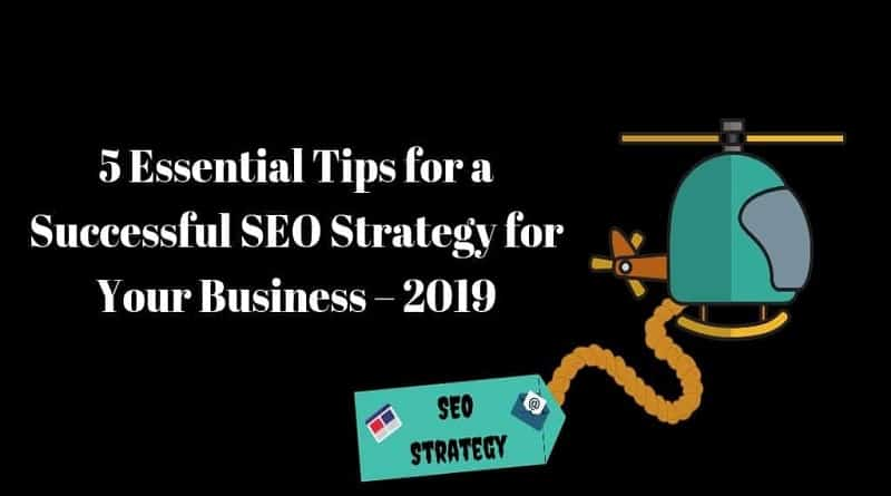 Successful SEO Strategy for Your Business