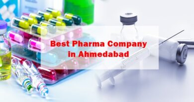 Best Pharma Company in Ahmedabad