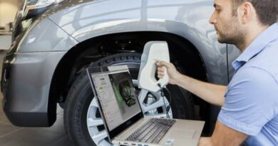Applications of 3D Scanning for Automobile Industry