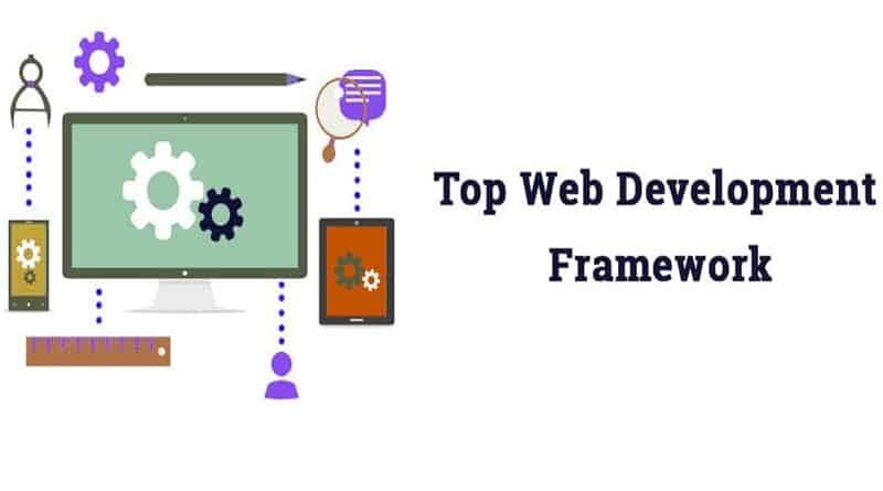 Top Website Development Framework Methods