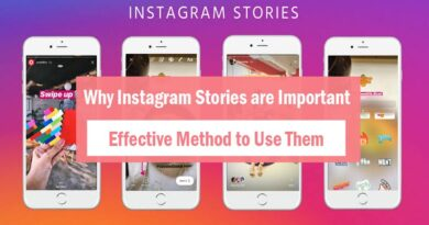 why instagram stories are important