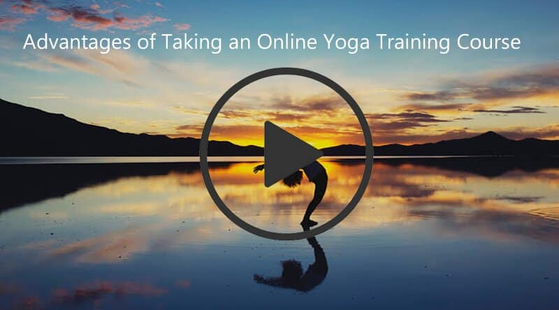 Online Yoga Training Course