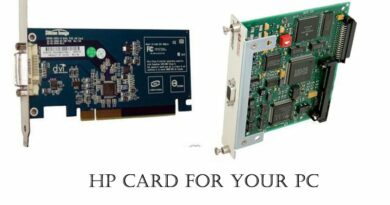 How to buy the right HP card for your PC?