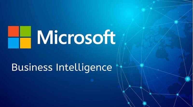 Microsoft Business Intelligence