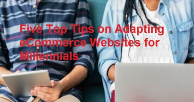 Five Top Tips on Adapting eCommerce Websites for Millennials