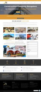 Website Development and SEO for Aryant Structures Pvt Ltd