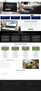 Website Development with SEO work