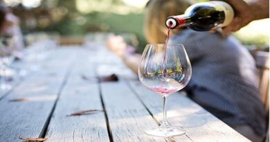 5 wellbeing tips to recall during a wine visit