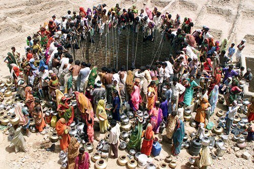 Extreme Water Crisis