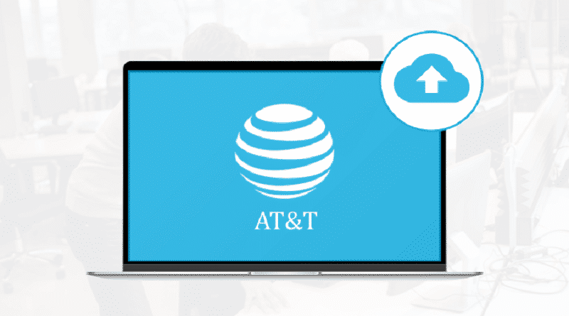 Backup AT&T Acquired Email Services