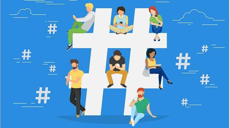 Hashtags in Social Media